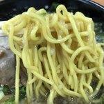ラーメン 大和 - 麺