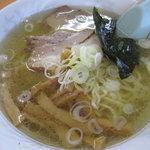 けんちゃんラーメン - 「塩ラーメン ¥600」