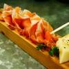 バルバンコ - 料理写真:ミニイタリアプレート