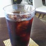 エイト ココ カフェ - アイスコーヒー