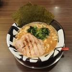 麺作ブタシャモジ - 豚そば 680円