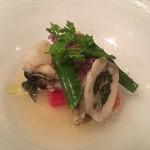 92675740 - 岩牡蠣の前菜