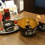 麺作ブタシャモジ -
