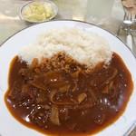 サンマルコ カレーハウス - ハヤシライス大盛り