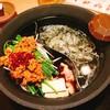 しゃぶしゃぶ温野菜 - 料理写真:アンデス高原豚も厳選牛/和牛だし・坦々肉(2980円)