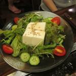 92681357 - 豆腐サラダ