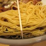 寿限無 担々麺 - 麺の太さ