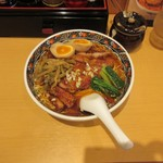 寿限無 担々麺 - 中華そば+排骨