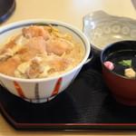 そば源 - 親カツ丼もいっとこ❣️¥880