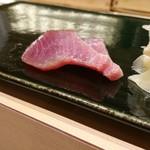 鮨 佐和 - 鰹の塩タタキ