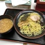 ラーメンとん太 - 豚骨醤油つけ麺
