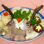 豊福 - 魚チリ