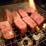 焼肉どんどん - ☆ウルウルジューシーにフィレ肉は大好物(*^^)v☆