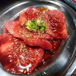 焼肉どんどん - ☆かいのみタレ焼きはジューシーです(^_-)-☆