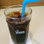 9269715 - ミスドプレミアムアイスコーヒー262円