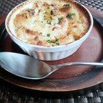 フランス食堂 フーヴェール - 食べたらハマる!ジャガイモのグラタン