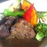 フランス食堂 フーヴェール - 定番メニュー牛ホホ肉の赤ワイン煮
