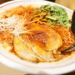 辛麺屋 辛いち - 辛かす麺3番