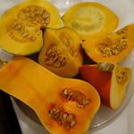 マーレキアーロ - かぼちゃいろいろ