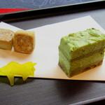 三田屋 - 料理写真:敬老の日デザート2018 三茶
