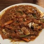 樽平 - インディアンカレー豆腐