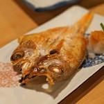 タキギヤ - 干豆のどぐろの炙り