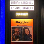 ブルーノート東京 - ARTURO SANDOVAL with special guest JANE MONHEIT