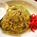 江南 - 小炒飯セットの炒飯