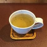 ジャム cafe 可鈴 - 【週替わりランチ(1,050円)】食後のドリンク(クーリー)