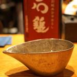 高太郎 - 石鎚 特別純米 ひやおろし 槽搾り