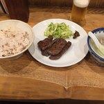 牛たん焼ヤマジョウ - 牛たん焼定食 小