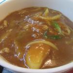 英多朗 - カレー丼