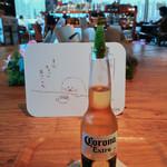ハンズカフェ - ライムでコロナ