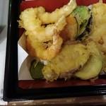 キッチン アユム - 天ぷらと抹茶塩
