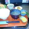 七福 - 料理写真:日替わりランチ