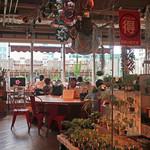 ハンズカフェ - 7A: 屋上にあるカフェ