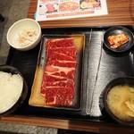 92699106 - ロース定食1,000円→900円(税別) 201809