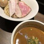つけ麺一燈 - 特製伊勢海老つけ麺