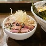 中華そば こびき - チャーシュー丼