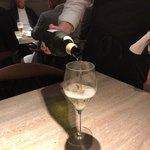 ミモザ - 白ワイン:フュメ