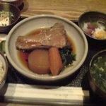 927095 - 日替わり魚定食【この日は金目鯛】
