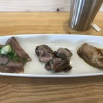 麺心 やす葉 - 料理写真: