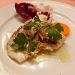 ピッツェリア・サバティーニ - 長崎産鮮魚のグリル香草レモン