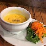 92703592 - スープ&サラダ