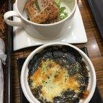 サンフラワーパークホテル - 黒豆カレー