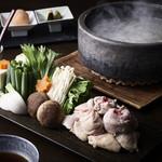 日本料理 「風花」 - 鶏の旨味を最大限に引き出した、身体も心も温まる季節の鍋コース