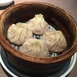 中国料理 美麗華 - ランチセットの小籠包 小籠包