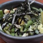 玉乃屋 - 山菜