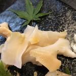 圭蔵 - 白バイ貝