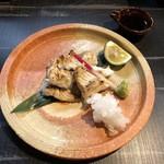 圭蔵 - 地穴子の白焼